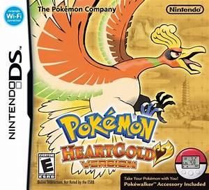 Pokemon Heartgold Version U Rom