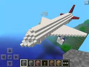 Minecraft PE Airplane