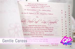 4 insert invites welcome to qp designs With qp designs wedding invitations