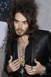 Actor Russell Brand | Abel | Pinterest