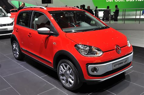 Volkswagen Cross Up Aimed At Rugged Lifestyle Folks