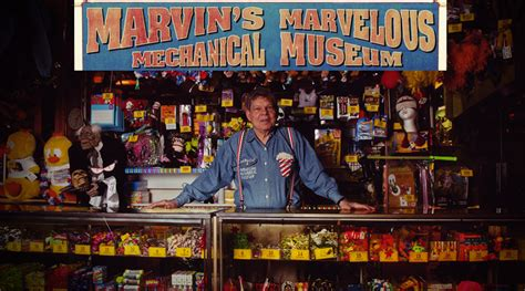 Amazon Local- Marvin's Marvelous Mechanical Museum