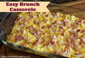 easy brunch casserole recipes make ahead breakfast ideas easy christmas breakfast ideas close to home