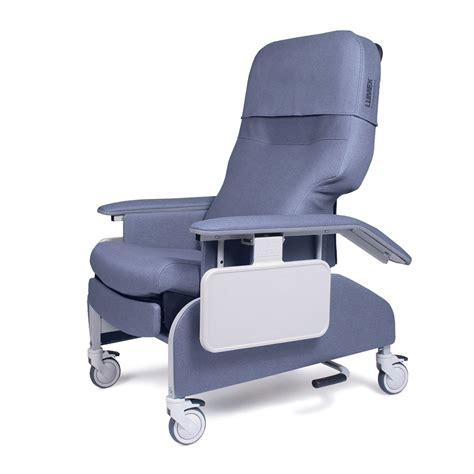 drop arm reclining phlebotomy chair marketlab inc