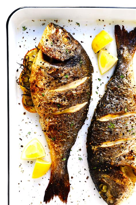 grouper baked blackened recipe oven whole fish cook