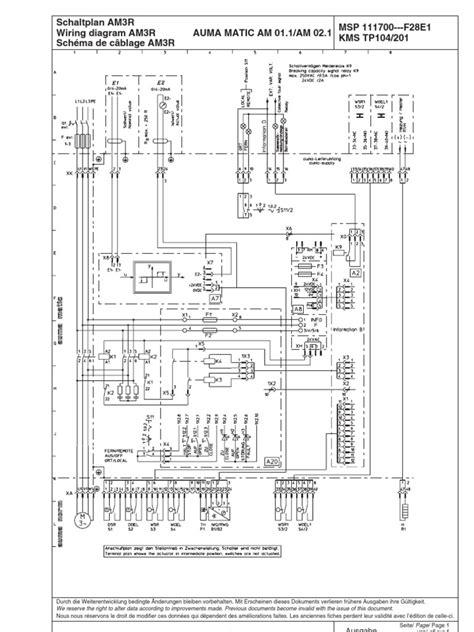 auma actuators wiring diagram pdf kubota remote hydraulic