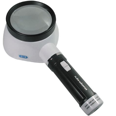 Lighted Magnifying L 5x by Reizen Magnifier 3 5x Lighted Magnifying Glasses
