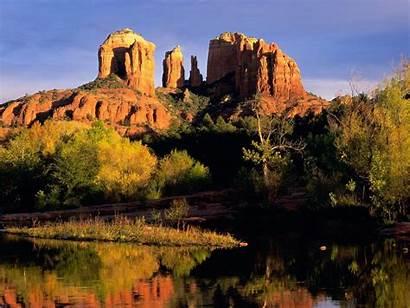 Arizona Rocks United States America Mccain Lee