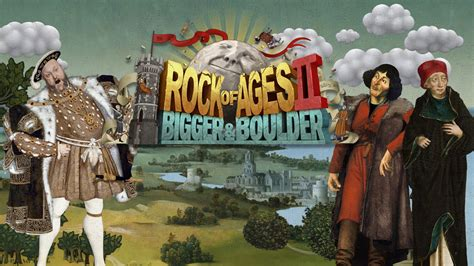 Rock Of Ages 2 Bigger And Boulder Game Ps4 Playstation