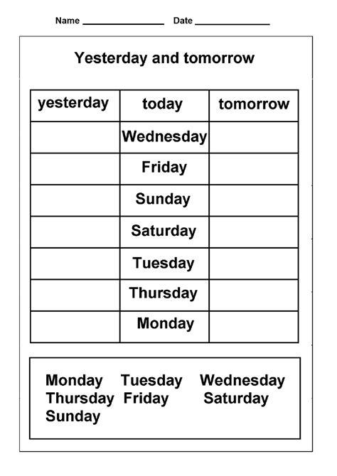 days   week activities activity shelter