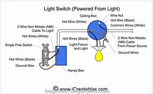 3  Light Switch Wiring Common Brilliant     Light Single