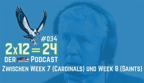 zwischen week  cardinals und week  saints