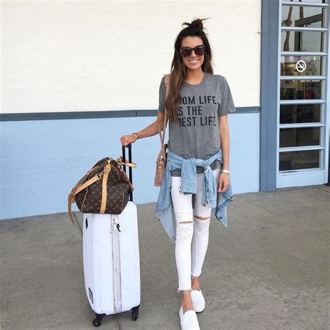 Images About Airport Outfits Pinterest