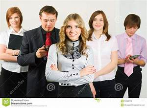 Young Business Team. Stock Photos - Image: 14402113