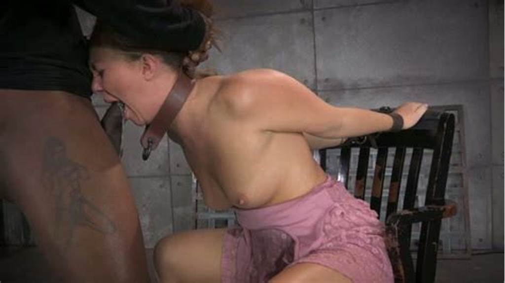 #Bound #To #Chair #Brunette #Chick #Maddy #Oreilly #Had #Hard #Bdsm