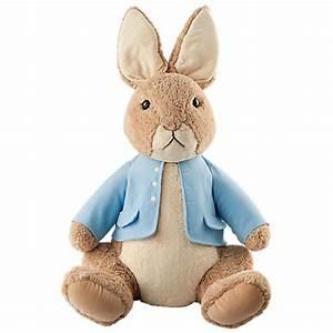 Buy Beatrix Potter Peter Rabbit Giant Plush Soft Toy ...