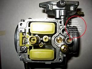 Yamaha Rhino 660 Carburetor Diagram
