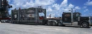 Flat Deck Gooseneck Trailers by Xl Step Deck Extendable Heavy Haul Trailer Oil Gas Xl