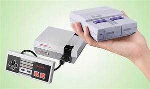 Nintendo U0026 39 S Classic Consoles Are In Stock And On Sale
