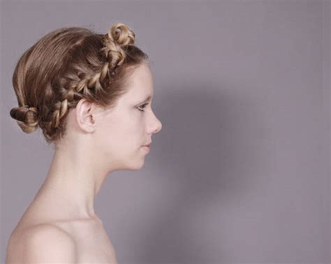 aesthetic french braid hairstyles