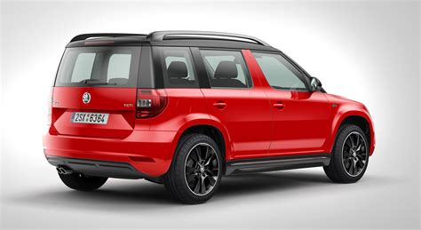 skoda yeti monte carlo skoda yeti monte carlo available with 1 2 tsi and 110 hp 2 0 tdi autoevolution