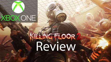 killing floor 2 xbox one gameplay killing floor 2 xbox one gameplay review youtube