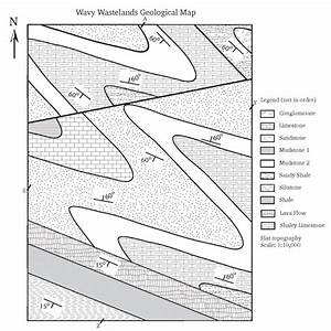 Exercises On Geological Structures Part 2  Folds  Faults