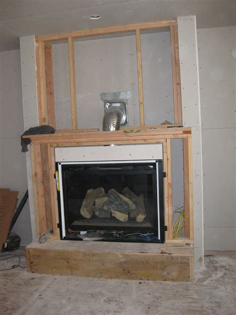 installing a gas fireplace insert february 2010 our new house