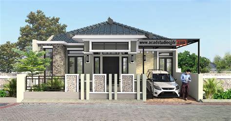 desain rumah  lahan  meter jasa desain rumah