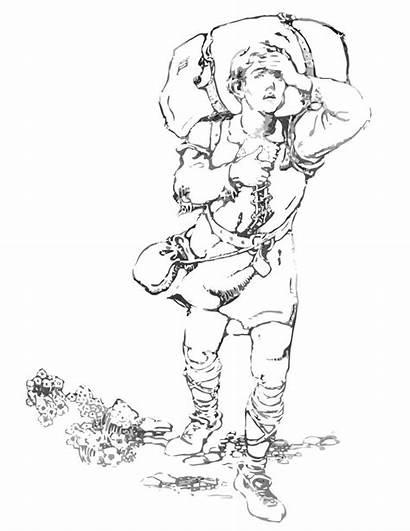 Progress Pilgrim Burden Pilgrims Shepherding Imagination Pt