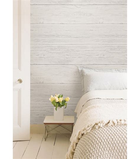 Where Can U Buy Shiplap by Wallpops 174 Nuwallpaper Shiplap Peel And Stick Wallpaper