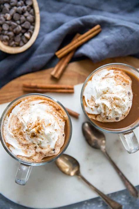 The answer should depend on how it is made. Slow Cooker Mocha Chai Tea Latte | LemonsforLulu.com