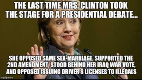Anti Hillary Clinton Memes 2018 - hillary clinton memes image memes at relatably com