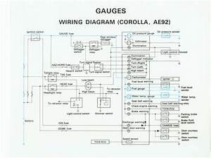 Mahasiswa Berwirausaha  Wiring Diagram Sistem Kelistrikan Body