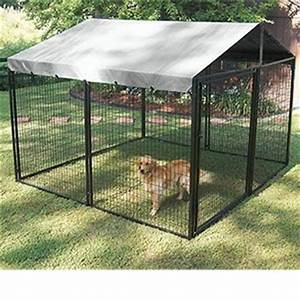 17 best ideas about 10x10 dog kennel on pinterest metal With costco dog fence