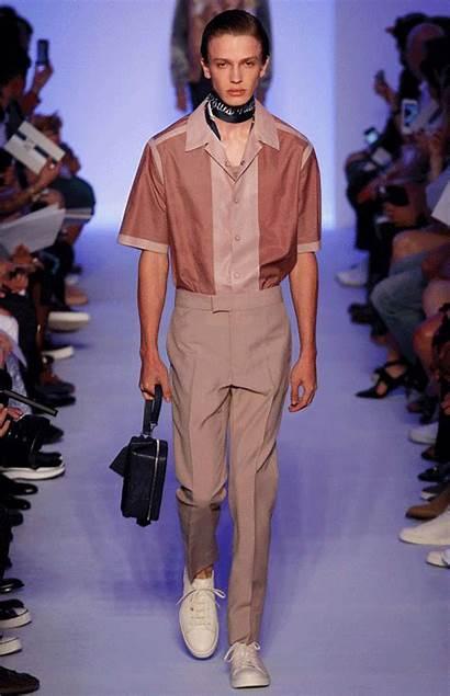 Trends Spring Vogue Menswear Trend Mens Vuitton
