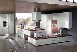 les plus belles cuisines equipees menuiserie parquet babin With plus belle cuisine moderne