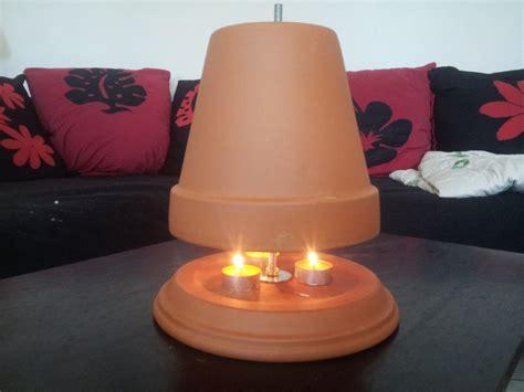 chauffage r 233 alis 233 avec des pot en terre cuite gratuit