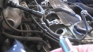 Spark Plug Replacement Mitsubishi Lancer 2003 2 0 4