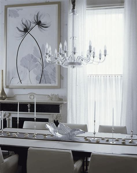 new home interior design showhouse rooms bathed in white