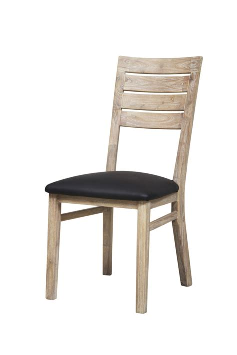 chaises paillees salle manger chaise sejour praha acacia blanchi