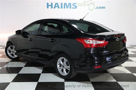 2014 Ford Focus Sedan by 2014 Used Ford Focus 4dr Sedan Se At Haims Motors