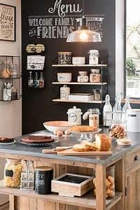 Tafel Küche Kreide : auch eine coole idee f r eine tafel wand in der k che noch mehr ideen f r die k che gibt es auf ~ Bigdaddyawards.com Haus und Dekorationen