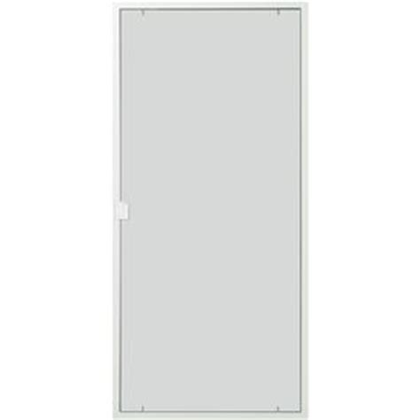 shop thermastar by pella 10 25 white vinyl sliding screen