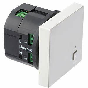 Einbau Lautsprecher Bluetooth : whd btr 55 unterputz bluetooth empf nger bei reichelt elektronik ~ Orissabook.com Haus und Dekorationen