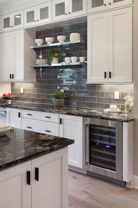 Small Kitchen Backsplash Ideas Pictures by Carrara Marble Subway Tile Kitchen Backsplash Home Ideas