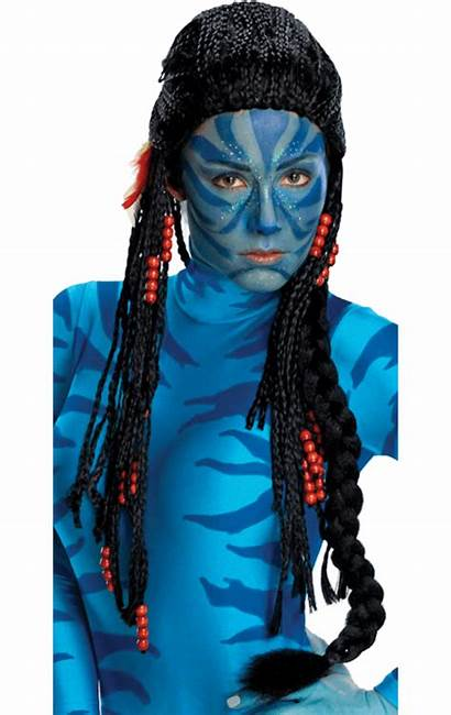 Avatar Neytiri Adult Wig Deluxe Delivery