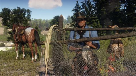 Red Dead Redemption 2 Looks Wild In New Ps4 Screenshots