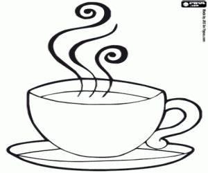Kaffeetasse Zum Ausmalen : ausmalbilder kaffeetasse zum ausdrucken ~ Orissabook.com Haus und Dekorationen