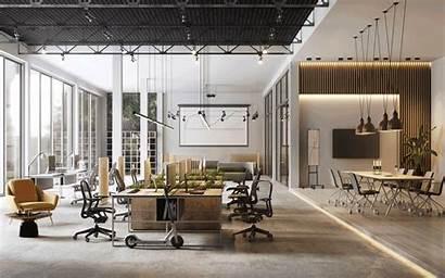 Open Floor Offices Plans Office Trend Coronavirus